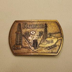 Unique Rowan Buckle